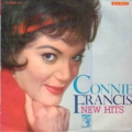 CONNIE FRANCIS New Hits JAPAN LP