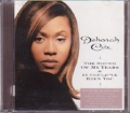 DEBORAH COX The Sound Of My Tears USA CD5