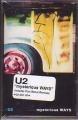 U2 Mysterious Ways USA Cassette Single w/5 Versions