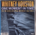 WHITNEY HOUSTON One Moment In Time JAPAN 7