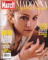 MADONNA Paris Match (4/23/98) FRANCE Magazine