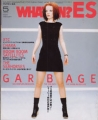 GARBAGE What's In ES (5/99) JAPAN Magazine
