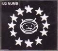 U2 Numb UK CD5 Promo w/1-Trk