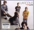 MAROON 5 This Love AUSTRALIA CD5