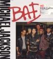 MICHAEL JACKSON Bad JAPAN 12