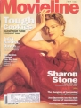 SHARON STONE Movieline (6/94) USA Magazine