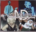 NO DOUBT Bathwater EU CD5  w/Remixes & Video