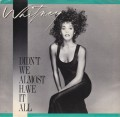 WHITNEY HOUSTON Didn't We Almost Have It All USA 7