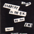 SEX PISTOLS Anarchy In The UK UK CD3