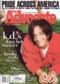 K.D.LANG Advocate (6/20/2000) USA Magazine