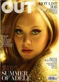 ADELE Out (6/11) USA Magazine
