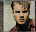GARY BARLOW So Help Me Girl USA CD5 Promo w/1 Track