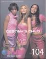 DESTINY'S CHILD HMV (4-5/01) JAPAN Magazine