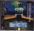 ROBBIE WILLIAMS Something Beautiful JAPAN CD5