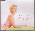 FAITH HILL This Kiss UK CD5 w/3 Tracks