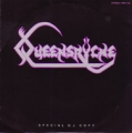 QUEENSRYCHE Queen Of The Reich JAPAN 7