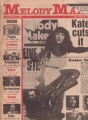 KATE BUSH Melody Maker  (10/4/80) UK Magazine