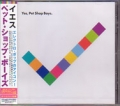 PET SHOP BOYS Yes JAPAN CD w/Bonus Track
