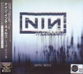 NINE INCH NAILS With Teeth JAPAN CD w/3 Bonus Tracks
