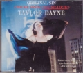TAYLOR DAYNE Original Sin GERMANY CD5