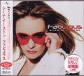 SHEENA EASTON Fabulous JAPAN CD w/2 Bonus Tracks & Different Cover