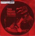 THEM CROOKED VULTURES Mind Eraser, No Chaser USA 10