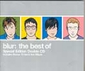 BLUR: The Best Of UK 2CD Special Edition w/Bonus 10-Trk Live Album