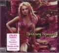 BRITNEY SPEARS Everytime UK DVD Single