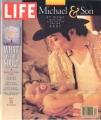 MICHAEL JACKSON Life (12/97) USA Magazine