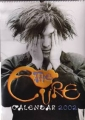THE CURE 2002 UK Calendar