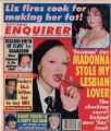 MADONNA National Enquirer (11/10/92) USA Magazine