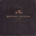 MICHAEL JACKSON Dangerous USA CD Collector`s Edition First Print