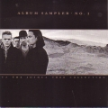 U2 Album Sampler No.1: The Joshua Tree Collection UK 7