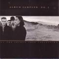 U2 Album Sampler No.1: The Joshua Tree Collection UK 7