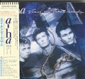 A-HA Stay On These Roads JAPAN CD