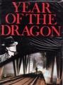YEAR OF THE DRAGON Original JAPAN Movie Program  MICKEY ROURKE