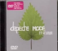 DEPECHE MODE FreeLove UK DVD Single w/Live Video & Live Tracks