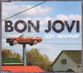 BON JOVI Lost Highway EU CD5 w/2 Tracks