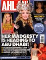 MADONNA Ahlan! (2/16~22/12) DUBAI Magazine