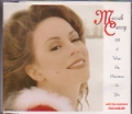 MARIAH CAREY All I Want For Christmas is You UK Picture CD5