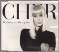 CHER Walking In Memphis UK CD5 w/3 Tracks
