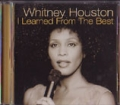 WHITNEY HOUSTON I Learned From The Best USA CD5 Promo Only