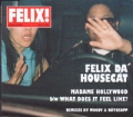 FELIX DA HOUSECAT Madame Holllywood AUSTRALIA CD5 w/4 Mixes & Video