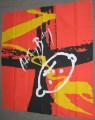 U2 Achtung Baby UK Scarf