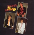 DURAN DURAN Italian Tour 1987 HOLLAND LP