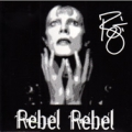 DAVID BOWIE Rebel Rebel UK 12