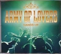 ARMY OF LOVERS Hands Up UK CD5 w/Remixes