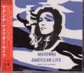 MADONNA American Life JAPAN CD5