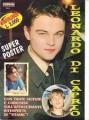 LEONARDO DiCAPRIO Leonardo DiCaprio Cover (N. 2) ITALY Poster Ma