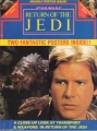 STAR WARS Return Of The Jedi UK Poster Magazine
